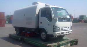 Road Sweeper YHQS5050B