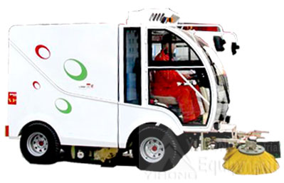 Battery Sweeper YHB20