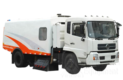 yihong road sweeper yhj5064 street sweeper machines From general street sweeping maintenance to contract sweeping, special  industrial sweeping to airport sweeper applications, elgin puts customers in the.