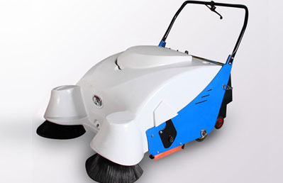 Hand Push Battery Sweeper YHB1000