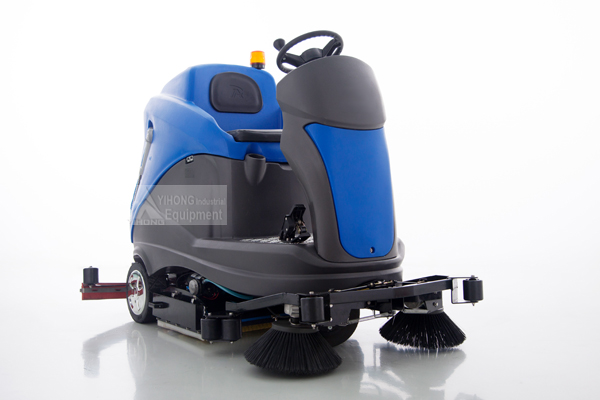 Scrubber-Sweeper YHFS-10