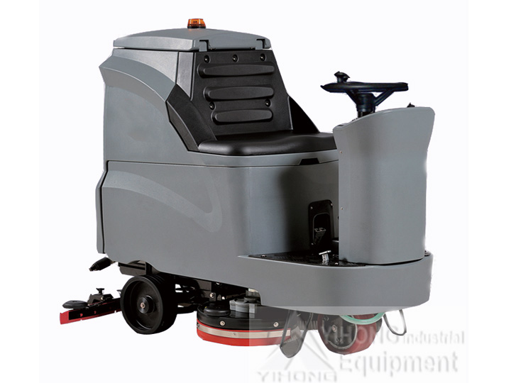 Ride On Automatic Floor Scrubber YHFS-800R