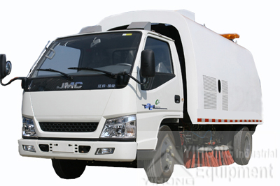 yihong road sweeper yhj5165 parking lot sweepers Road sweeper yhj5152 applications: city road cleaning, factory daily cleaning, footpath, shopping mall cleaning, parking lots cleaning, college, school cleaing,etc.