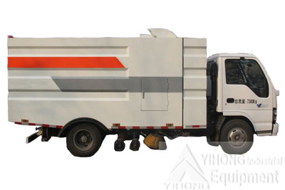 Road Vacuum Sweeper YHQS-5070