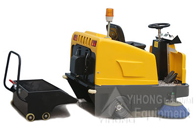 Battery Industrial Sweeper YH-B1350