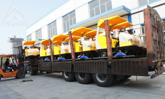 yihong battery sweeper yh b1550 parking lot sweepers Street sweepers, road sweeper trucks, ride on sweepers, parking lot sweepers, road washer, floor scrubbers, water trucks, sewer cleaning vehicles,  yihong battery sweeper yh-b1550 yihong battery sweeper yh-b1350.