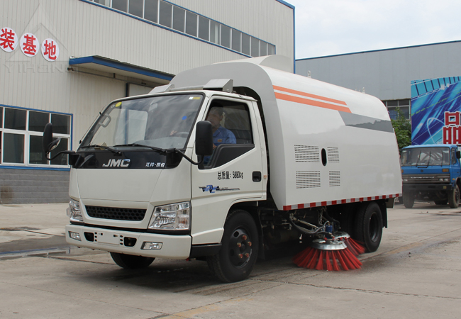 yihong road sweeper yhqs5050a street sweeping Litter, debris, and gravel along the edges of roads not only look unsightly, but can   the city does not own a street sweeper, so a contractor is brought in to.