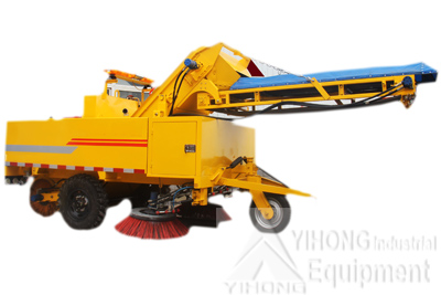 Towed Road Sweeper YHB100